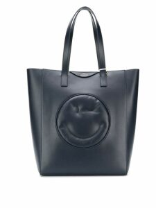 Anya Hindmarch Chubby Wink tote bag - Blue