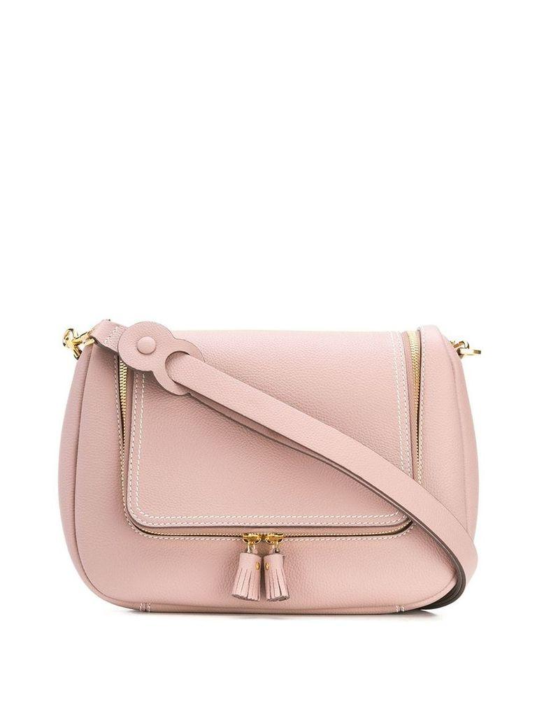 Anya Hindmarch Vere Soft Satchel shoulder bag - Pink
