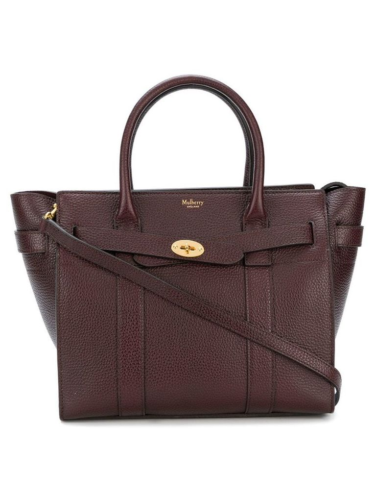 Mulberry classic tote - Brown