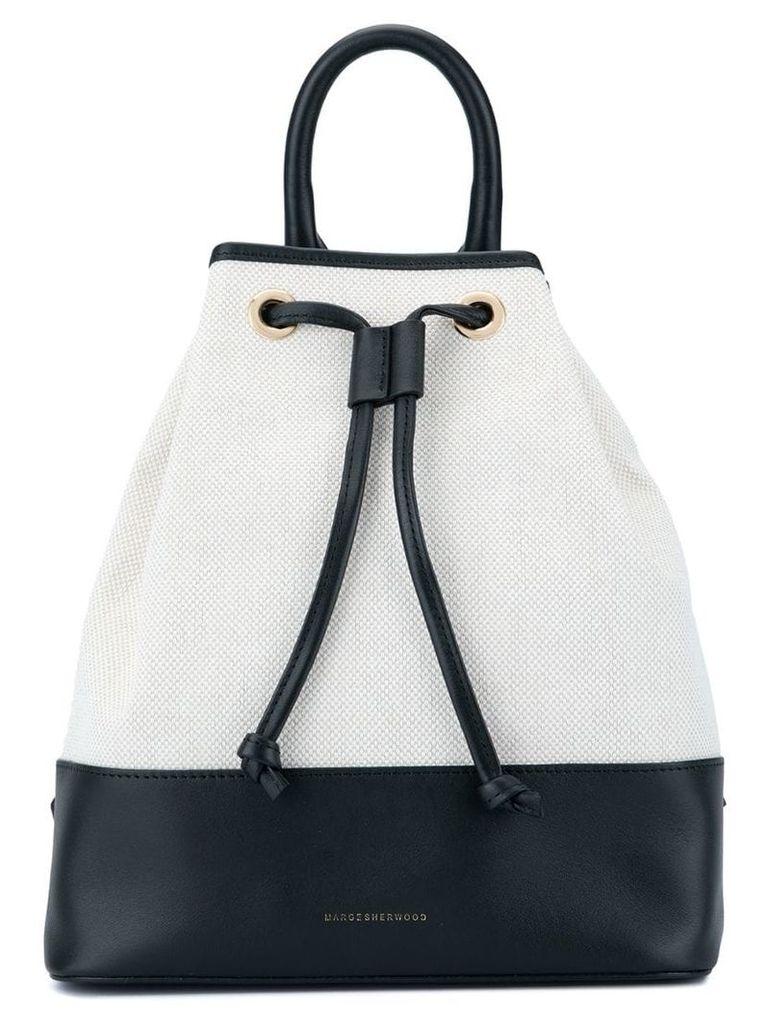 Marge Sherwood Tofu backpack - Neutrals