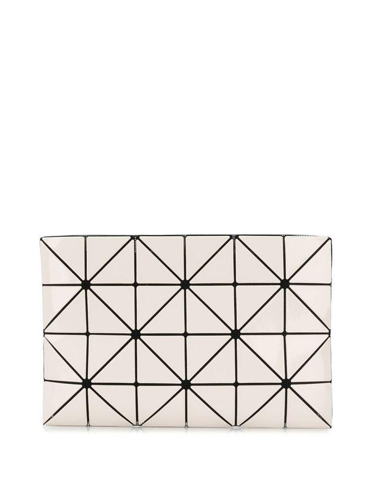 Bao Bao Issey Miyake Lucent clutch bag - Grey