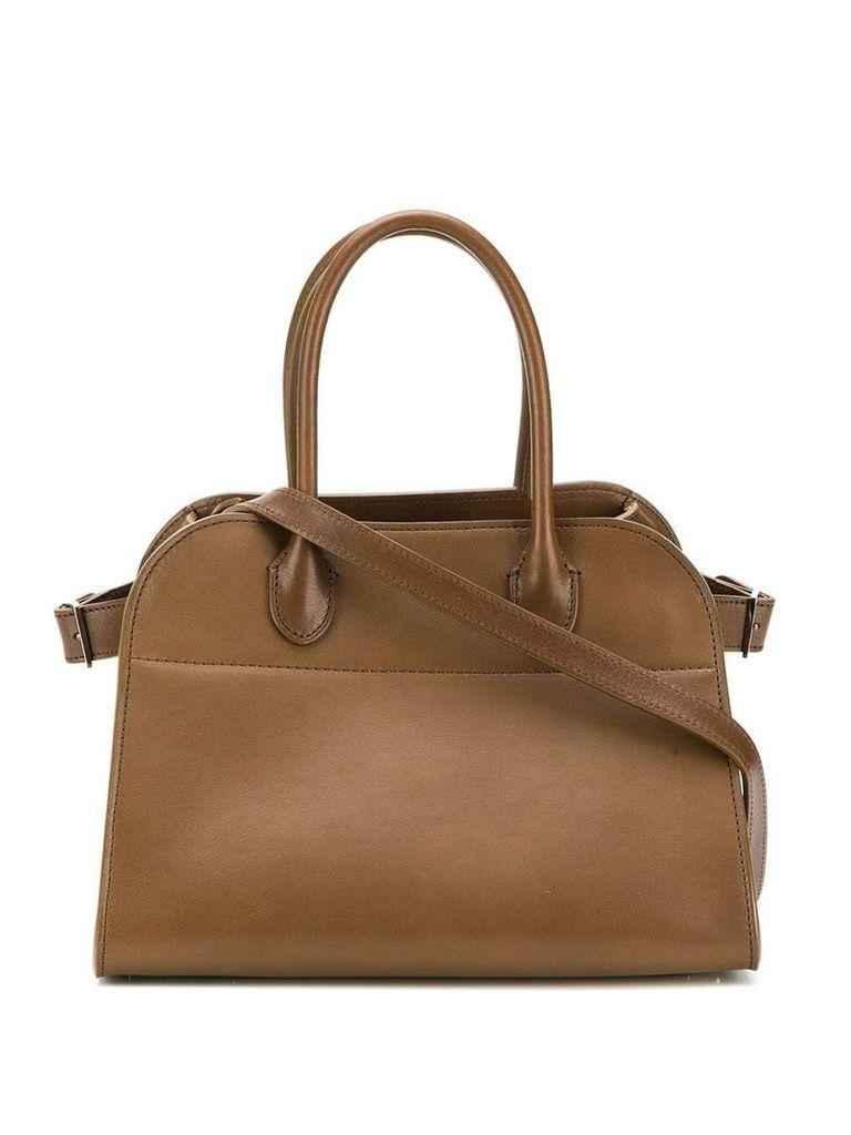 The Row tote bag - Brown