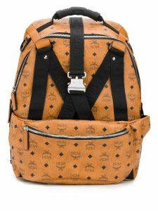 MCM Jemison backpack - Brown