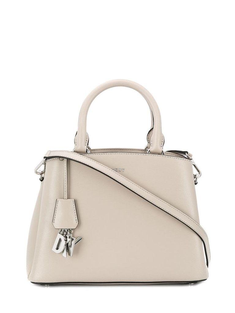 DKNY Paige medium satchel - Grey