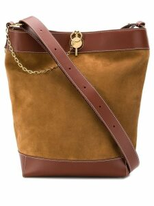 JW Anderson Key tote bag - Brown