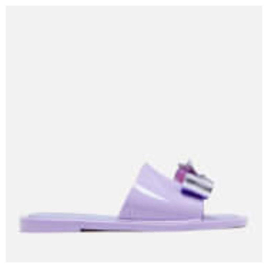 Melissa Women's Soul Dream Bow Sandals - Lilac