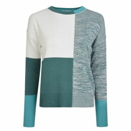 BOSS SMART CASUAL Fatalie Knitted Sweatshirt
