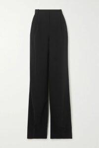 Solace London - Bibele Gingham Halterneck Voile Maxi Dress - Gray