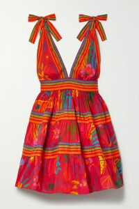 Missoni - Twist-front Metallic Open-knit Maxi Dress - Green