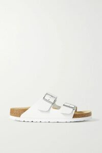 Valentino - Satin-trimmed Corded Lace Shirt - Black