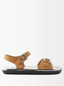 La Doublej - Visconti Orchid Print Silk Dress - Womens - Yellow Print