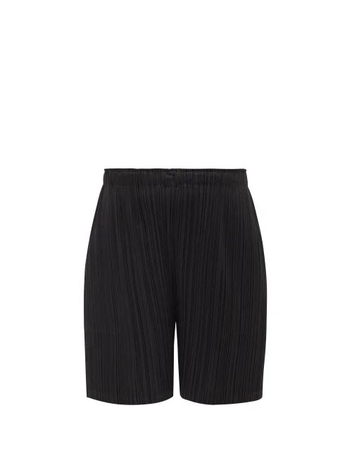 Emilia Wickstead - Sheila Cloqué Textured Crepe Midi Dress - Womens - Green