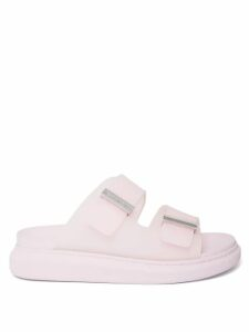 Erdem - Rhetta Rosechine Jacquard Pencil Skirt - Womens - Black White