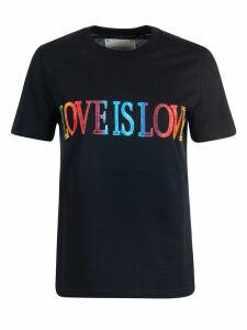 Alberta Ferretti Love Is Love T-shirt