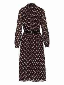 Michael Kors Colored Print Dress