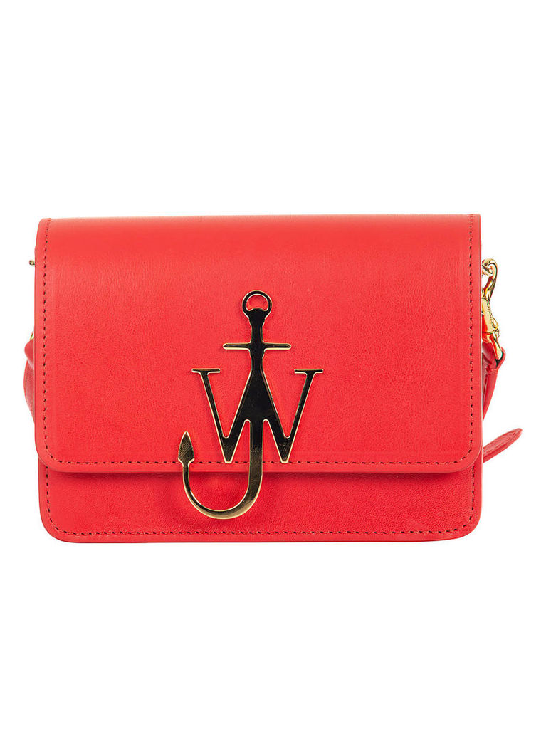Jw Anderson Mini Logo Shoulder Bag