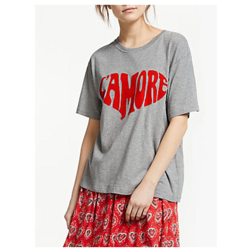 Swildens Valia Slogan T-Shirt