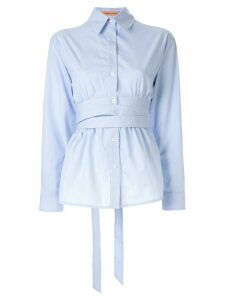 Maggie Marilyn Choose Your Direction shirt - Blue