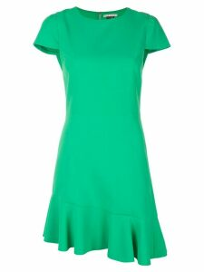 Alice+Olivia Fable ruffle dress - Green