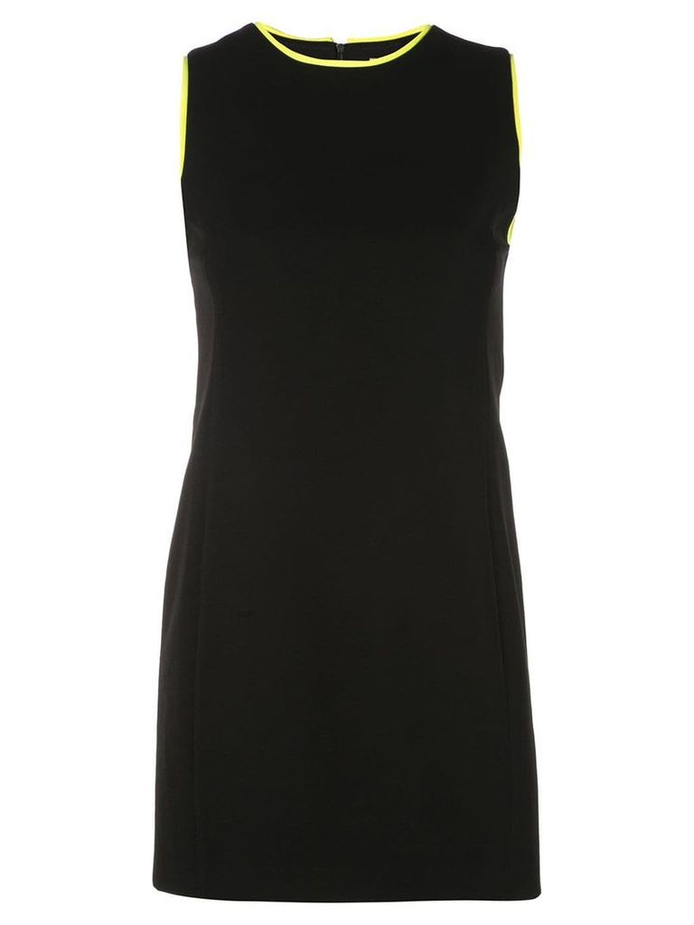 Alice+Olivia Colin colour block dress - Black