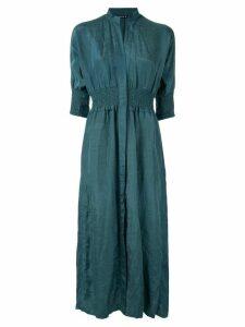 Kitx Fleeting Shirt Dress - Blue