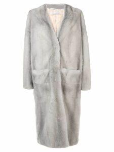 Inès & Maréchal Emile coat - Grey