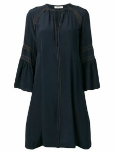 Dorothee Schumacher Gypsy-style dress - Blue
