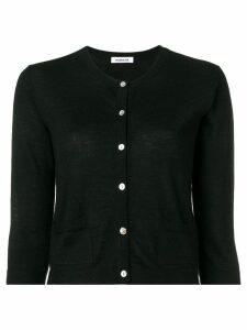 P.A.R.O.S.H. 3/4 sleeve cardigan - Black