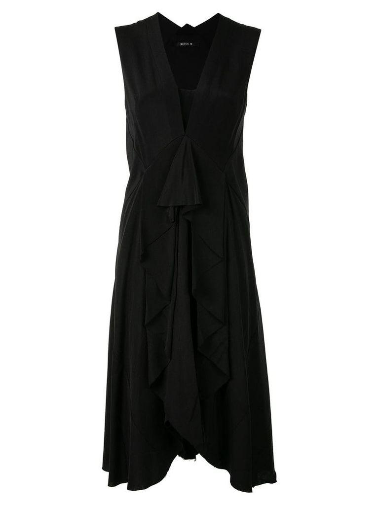 Kitx Imperial Puzzle Dress - Black