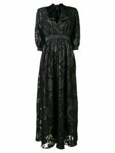 Three Floor Girl Interrupted dress - Black
