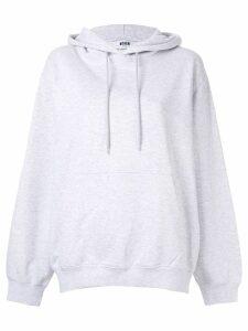 MSGM classic hoodie - Grey