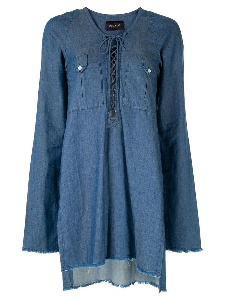 Kitx Compassionate Shirt - Blue