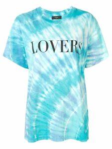 Amiri Lovers T-shirt - Blue
