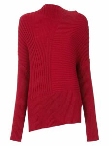Uma Raquel Davidowicz Silvia knitted top - Red