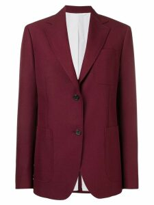 Calvin Klein 205W39nyc box fit blazer - Red