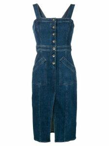 Three Floor Posh dress - Blue