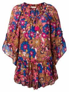 Anjuna Alessia floral print dress - Pink