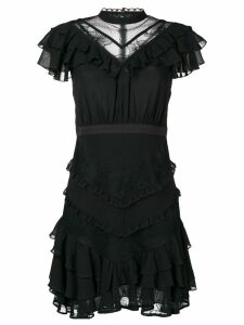 Three Floor Short N' Schiffer dress - Black