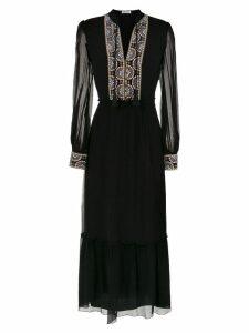Nk long sleeved dress - Black