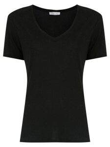 Nk v-neck top - Black