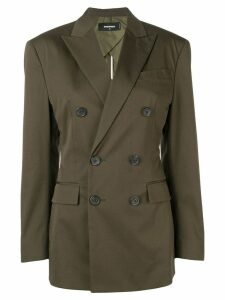 Dsquared2 double-breasted blazer - Green
