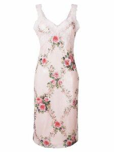 Blumarine Rosato lace dress - Pink