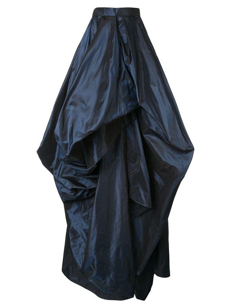 Rubin Singer evening full skirt - Blue