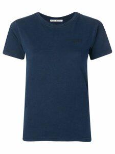 Acne Studios baby fit T-shirt - Blue