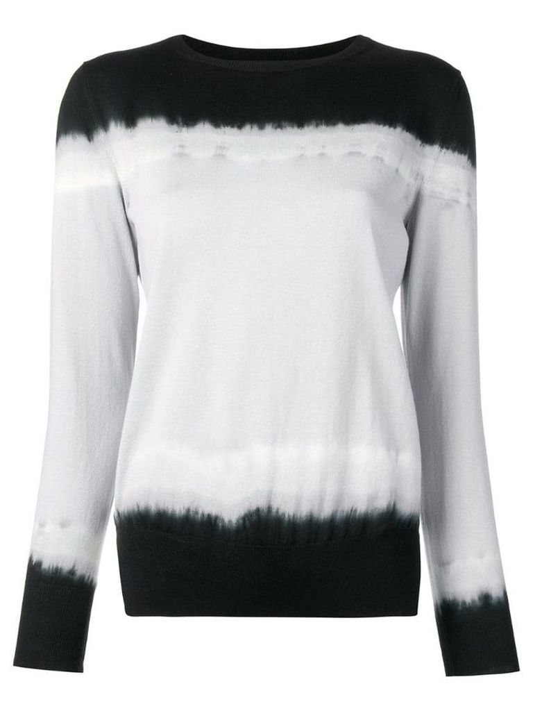 Diesel Black Gold pullover with dip-dye - Grey