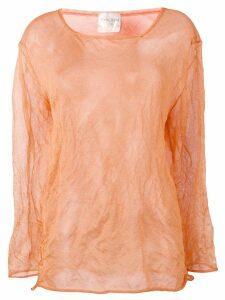 Forte Forte lightweight sweater - Orange