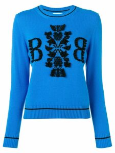 Barrie 3D logo jumper - Blue