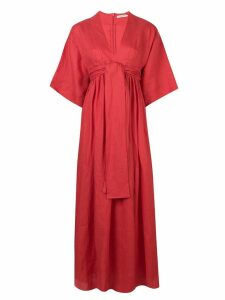 Three Graces Ferrers dress - Red