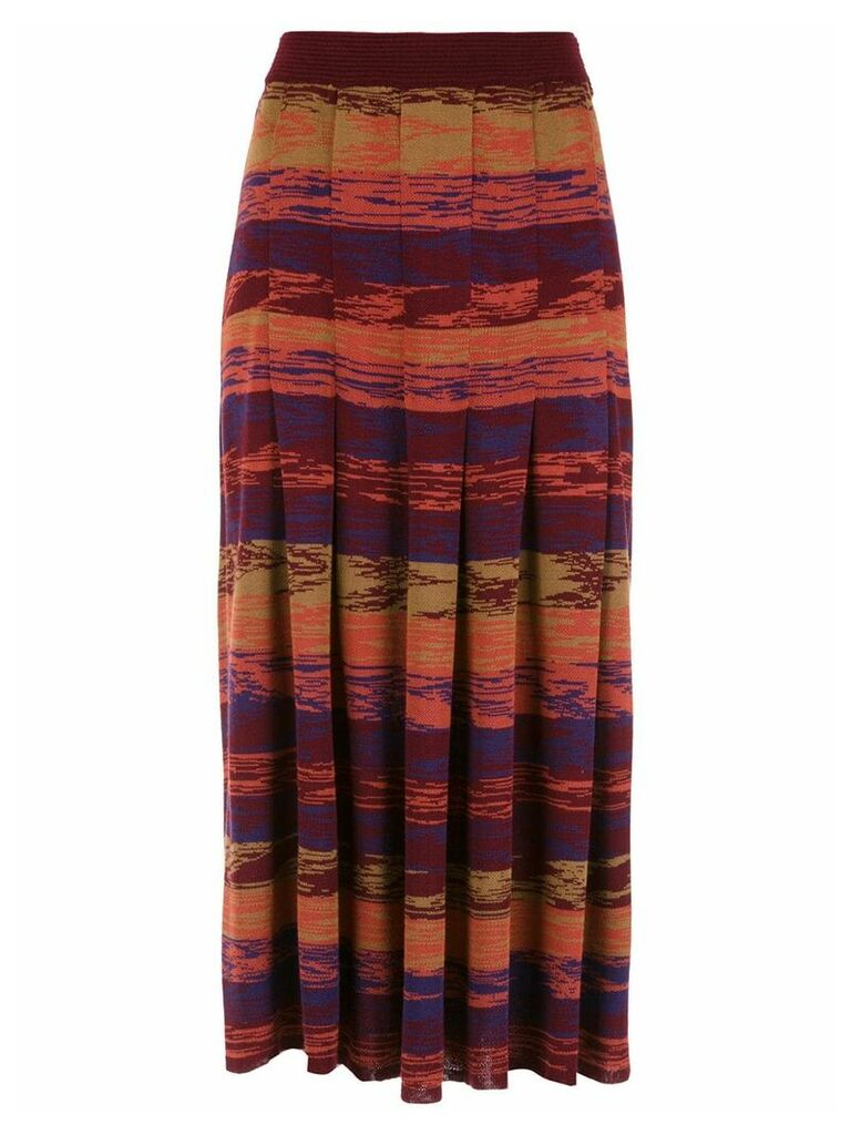 Nk knit midi skirt - Multicolour