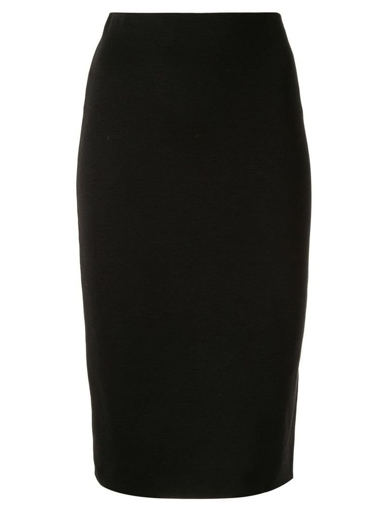Ralph Lauren Collection classic pencil skirt - Black